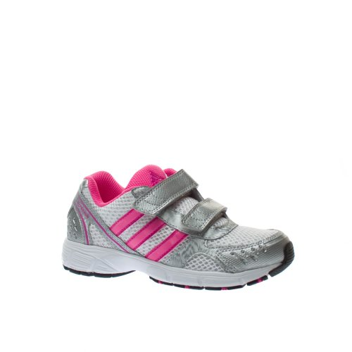 adidas HyperRun 5CF K v21549Niño Zapatos Gris Perla