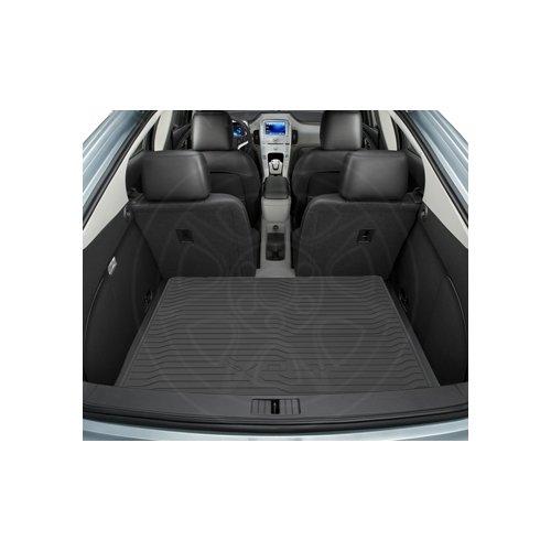 GM # 20917118 Floor Mats – Rear Cargo Area Premium All Weather Set – Ebony
