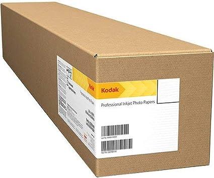 Kodak Professional Glossy 16 - Papel de plotter para fotografía ...