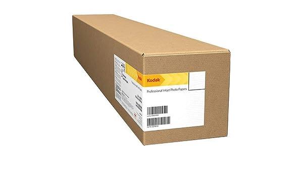 Kodak Professional Glossy 16 - Papel de plotter para fotografía (40,6 cm x 30,5 m, 255 g/m²): Amazon.es: Oficina y papelería