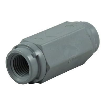 Check Valve 426 Series PVC Gray 1/4 FPT VITON by SMC