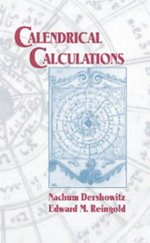 Calendrical Calculations by Cambridge University Press