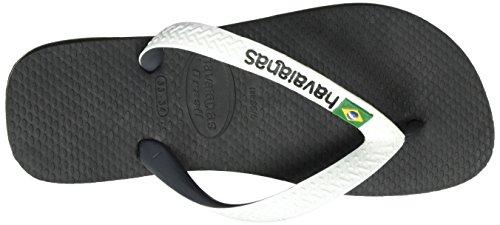 Adulto Para Mix black Multicolor white Havaianas Chanclas Unisex Brasil txHq77X1