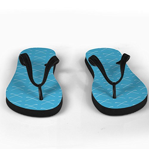 Stick Carolina Hockey Flops Hockey Flip Flip Pattern Hockey dX0q7Ww