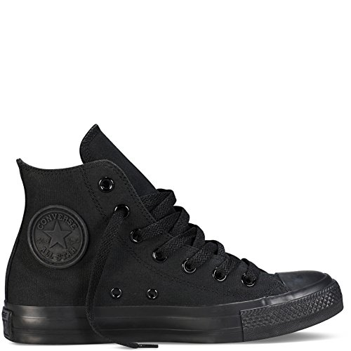 M3310c Monochrome Mixte Converse Chaussures Black Adulte qxw0wv