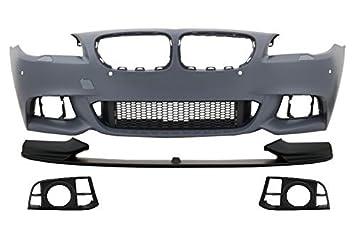 KITT COFBBMF10MTPDCLCIFS defensa delantera con alerón sin luces antiniebla diseño deportivo: Amazon.es: Coche y moto