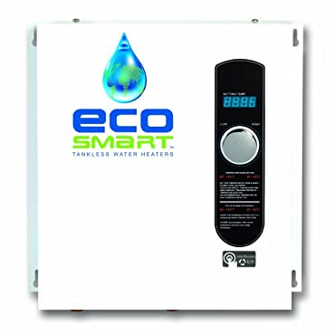 Ecosmart ECO 24 24 KW at 240-Volt Electric Tankless Water Heater with Patented Self Modulating Technology