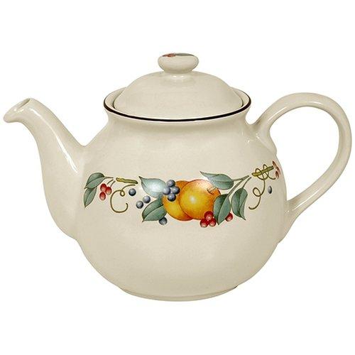 Corelle Coordinates Abundance Teapot