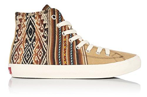 Inkkas - Désert Nomade Haut Haut Chaussures Tan