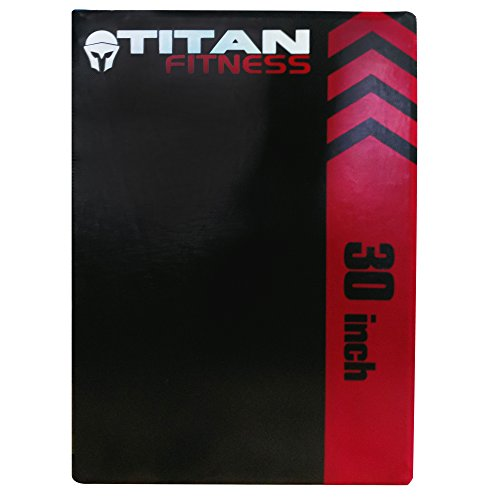 TITAN FITNESS 3-in-1 Portable Foam Plyometric Box, Jumping Exercise Equipment by TITAN FITNESS (Image #2)