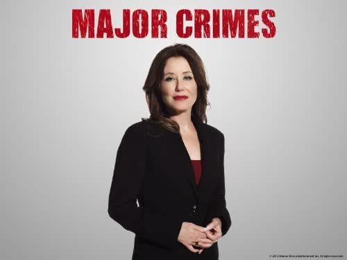 Major Crimes: The Complete Second Season
