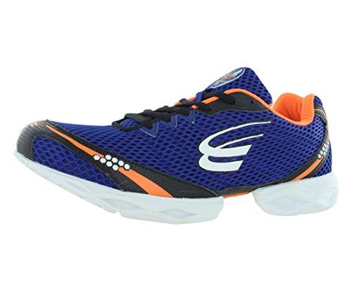 Shoes Stinger (SPIRA Men's Stinger 3 Running Shoe,Royal/Orange/White,12.5 D US)