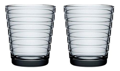 Iittala Aino Aalto 22cl Set of 2 Glass Tumblers