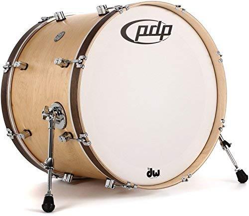 PDP Concept Maple Classic Bass Drum - 16x22- Natural [並行輸入品]   B07M6CZWSM