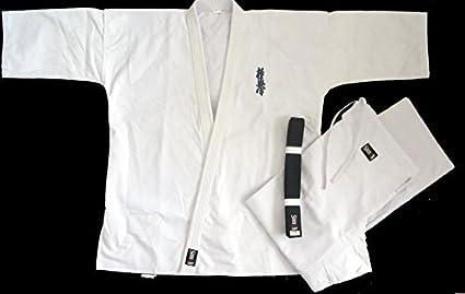 Karategui Karate Gi (traje) Shihan maestro (12 oz) peso ...