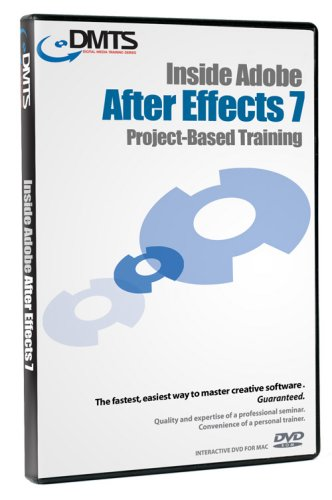 Inside Adobe After Effects 7: Project Based Training DVD-Rom (Mac)