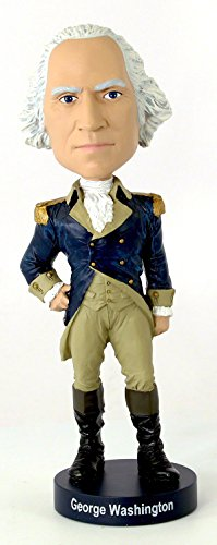 Royal Bobbles George Washington Bobblehead