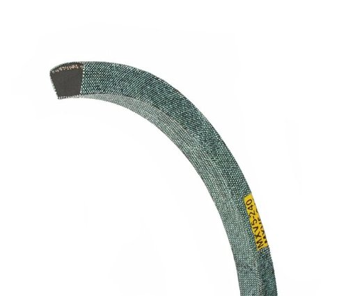 Jason Industrial MXV5-830 Super Duty Lawn and Garden Belt, Synthetic Rubber, 83.0'' Long, 0.66'' Wide, 0.38'' Thick by Jason Industrial