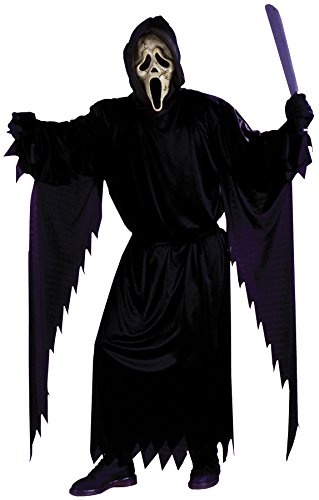 Cult Classic Movies Costumes (Scream 4 Ghost Face Zombie Teen Costume)