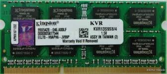 Kingston Apple 4GB Kit (2x2GB Modules) 800MHz DDR2 SODIMM iMac and Macbook Memory (KTA-MB800K2/4GR) (4gb Kit Two 2gb Modules)