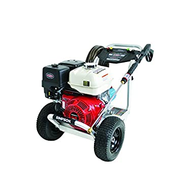 Simpson ALH4240 Aluminum 4.0 GPM Gas Pressure Washer with Honda GX390 OHV Engine, 4200 PSI
