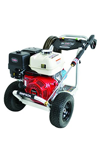 SIMPSON Cleaning ALH4240 Aluminum 4.0 GPM Gas Pressure Washer with Honda GX390 OHV Engine, 4200 PSI
