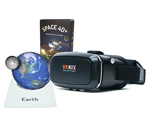 vr-kix-virtual-reality-headset-with-37-educational-4d-space-augmented-reality-ar-vr-flashcards-and-2