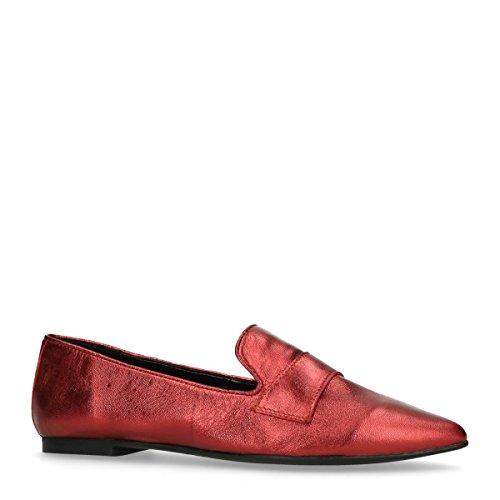 Sacha Damen Loafer Rot