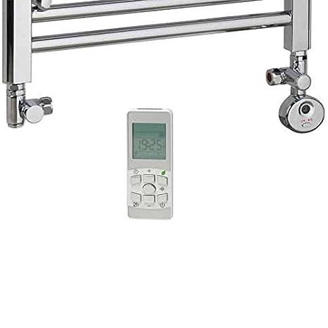 Kit de combustible doble B para calentadores de toallas: elemento termostático de calefacción y válvulas