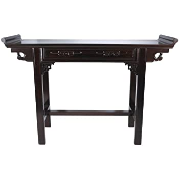 ORIENTAL FURNITURE Qing Hall Table