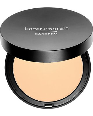 bareMinerals barePRO Performance Wear Powder Foundation - Golden Ivory 08 - 0.34 - Golden Ivory