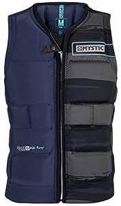 2018 Mystic Nick Davies Impact Vest Front Zip MINT 180148 Sizes- - Large