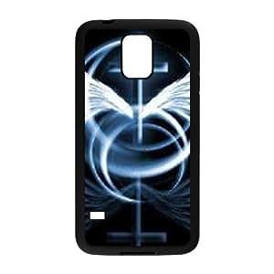 Jesus Christ Cross Phone Case For Samsung Galaxy S5 i9600 [Pattern-1]