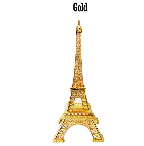 Craft and Party, Metal Eiffel Tower Centerpiece