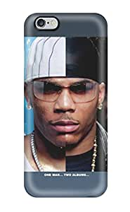 Dorisshop Iphone 6 Plus Hybrid Tpu Case Cover Silicon Bumper Nelly Sweatsuit