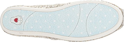 Skechers Womens Bobs Plush-jacquardy Party Natural