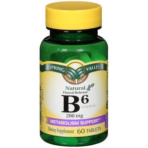 Spring Valley - Vitamine B-6