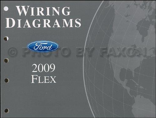2009 Ford Flex Wiring Diagram: Ford Motor Company: Amazon.com: BooksAmazon.com