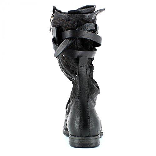 As98 As98 Airstep Stiefel Zeport 630301-101 Black Black