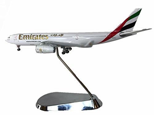Emirates Airlines Airbus A330-200 Diecast Airplane Model A6-EAJ - 1 200 Diecast Airplane A330