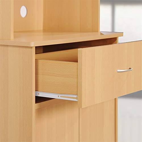Pemberly Row Kitchen Cabinet in Beech by Pemberly Row (Image #6)