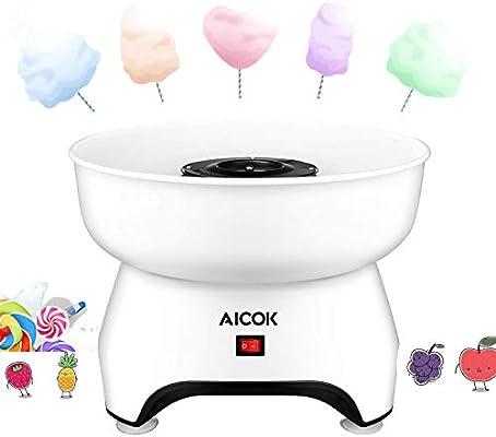 Aicok - Máquina para hacer azúcar, hilo de algodón, para hacer ...