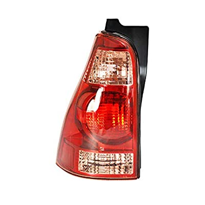 Left Driver Side Tail Light Assembly for 2003-2005 Toyota 4-Runner - TO2800147 81561-35271: Automotive
