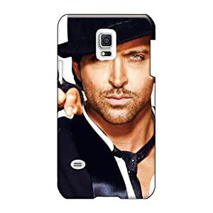 Scratch Protection Hard Cell-phone Case For Samsung Galaxy S5 Mini (okF27995rMaJ) Custom Stylish Hrithik Roshan Dance Pictures