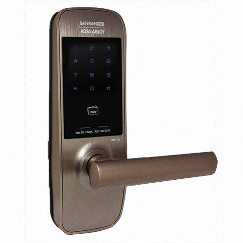 Gateman door lock WG101 ゲートマンドアロック[並行輸入品] B07CJ4P56J