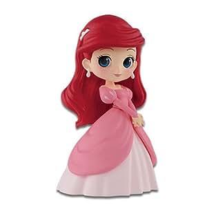 Figura de Colección Ariel Vestido Rosa de La Sirenita 7cm