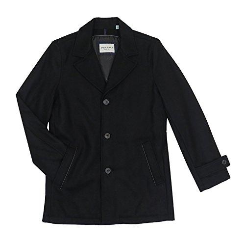 cole haan wool car coat - 6