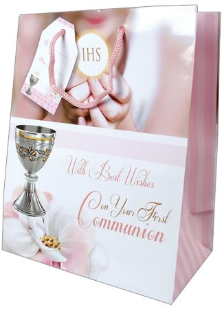 First Holy Communion Gift Bag Home, Furniture & DIY Celebrations & Occasions