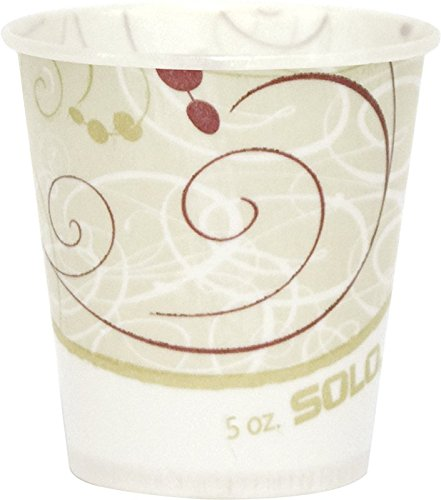 SOLO R53-J8000 Symphony Design Water/Refill Cup, 5 oz., (Pack of 3000)