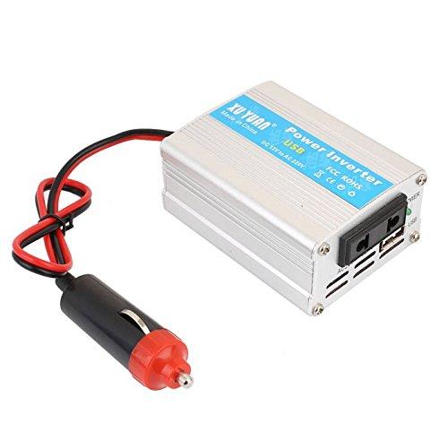 FidgetFidget Power Inverter 10000W Car LED WATT DC 12V/24V to AC 110/220V Charger Converter